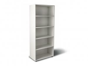 шафа для документів офісна відкрита на 5 полиць 80х193х40 АРТ. UR-25