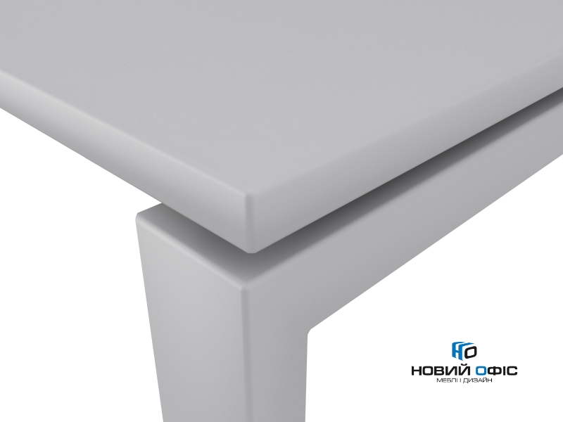 офісний стіл з тумбою 140х75х70 kqdz-1470CP | Фото - 4