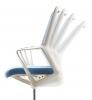 Крісло flo white з підголовником | Фото - 2