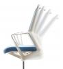 Крісло офісне flo white | Фото - 1