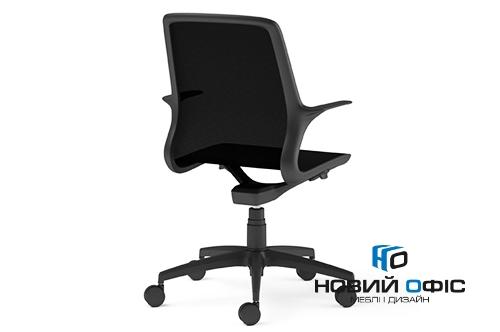 Кресло офисное ovidio black | Фото - 0