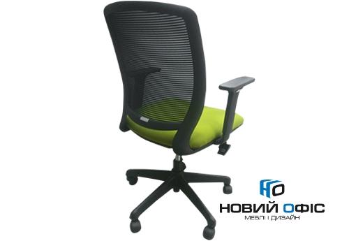 Крісло офісне на роликовых опорах акцент | Фото - 1