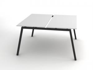 Сучасний офісний стіл для двох робочих місць 140х75х140 rd-1414