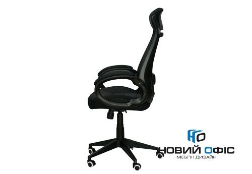 Крісло офісне Briz black | Фото - 1