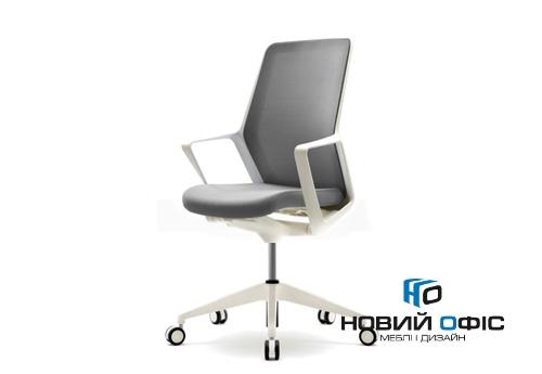 Крісло офісне flo white | Фото - 0