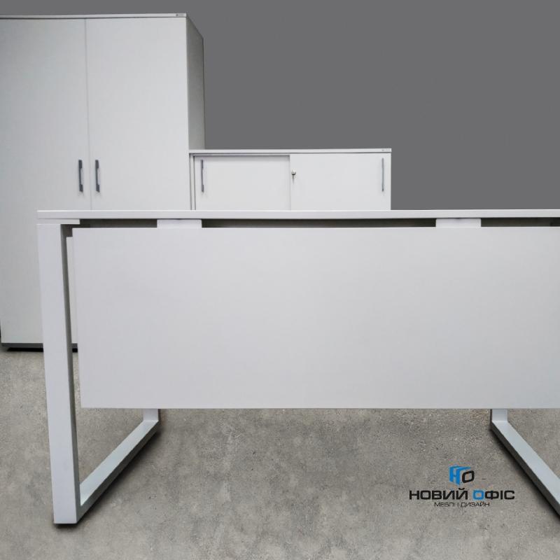 Офісний комп'ютерний стіл 120х75х80 kqd-1280  | Фото - 6