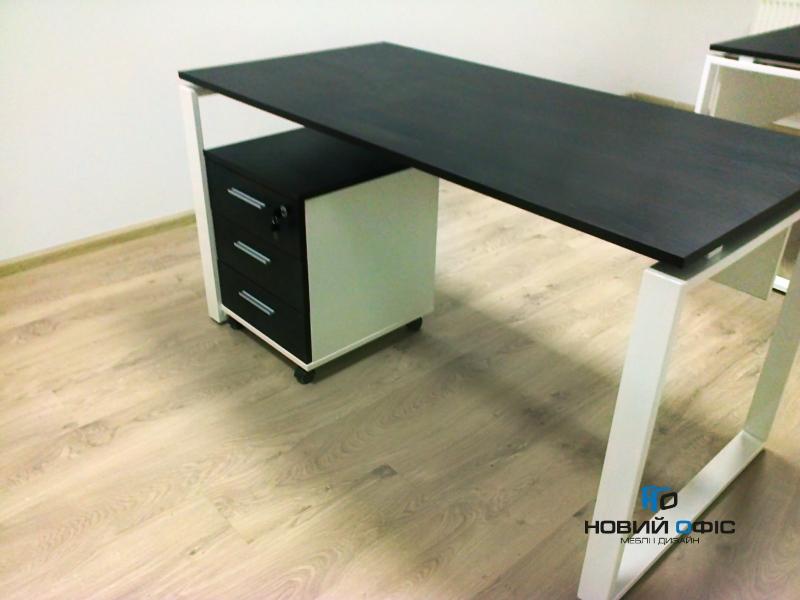 Стіл офісний140х75х70 kqd-1470 | Фото - 7