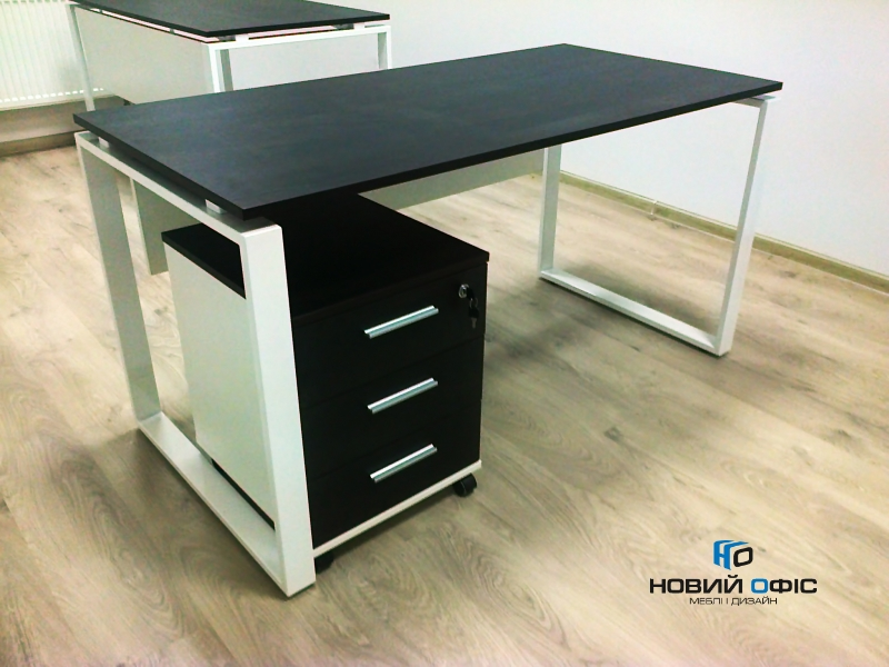 Стіл офісний140х75х70 kqd-1470 | Фото - 9