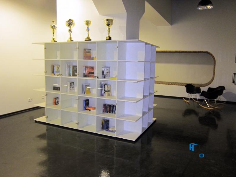 Заказчик: коммерческая структура продукт: kubo, ultra, индивидуальная мебель | Фото - 11