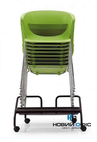 Кресло офисное kicca конф. На четырех ножках | Фото - 3