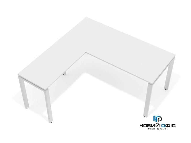 кутовий стіл офісний 140х75х140/70x50 kd-14147 L/R | Фото - 0