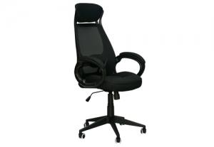 Крісло офісне Briz black
