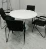 Стіл для переговорів круглий 110х110 kdm-110 | Фото - 2