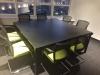 Стіл квадратний для нарад 160х75х160 kdm-1616 | Фото - 2