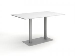 стол для офисной кухни 130х75х80 kdk-1380