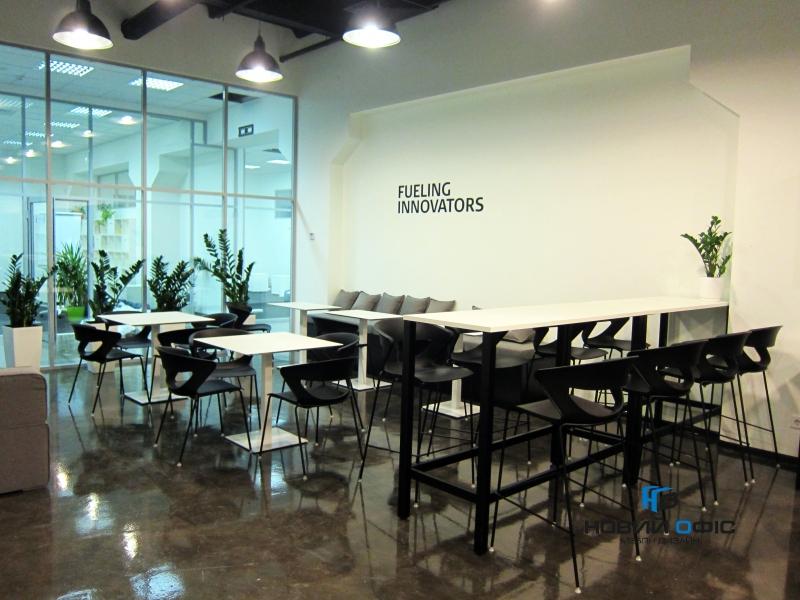 Заказчик: коммерческая структура продукт: kubo, ultra, индивидуальная мебель | Фото - 12