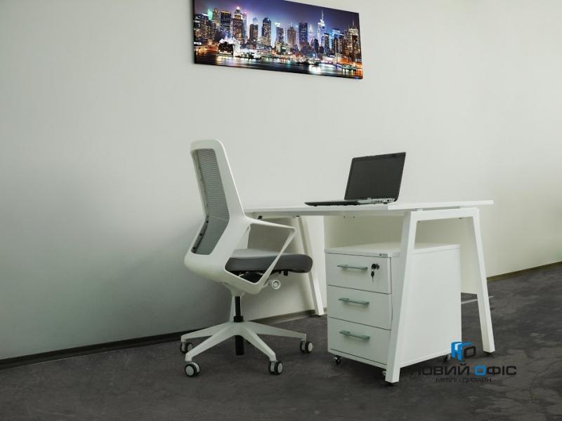 Сучасний офісний стіл 120х75х60 rdz-1260   Фото - 2