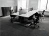 Офісний стіл на 4 робочих місця 280х75х140 kqd-2814 | Фото - 7