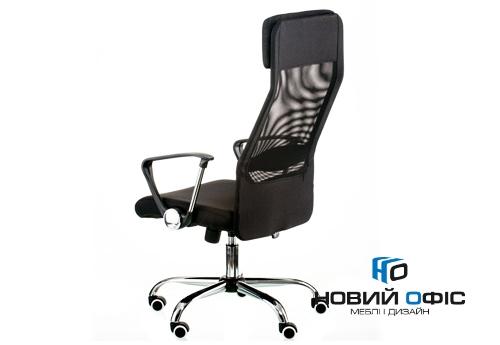 Крісло офісне Silba black | Фото - 2