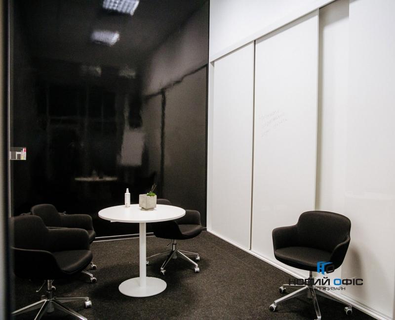 Стіл для переговорів круглий 90х90 kdm-90 | Фото - 2