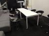 Стіл офісний мобільний 140х75х70 kdr-140 | Фото - 7