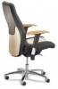 Крісло офісне топаз низький
