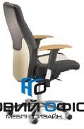Крісло офісне топаз низький | Фото - 0