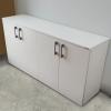 Тумба під принтер офісна на 2 полиці 80х80х42 арт. Ur-222 | Фото - 1