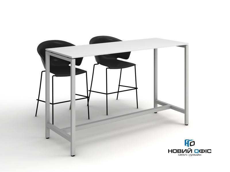 високий стіл для переговорів 160х120х60 kdm-1660 | Фото - 0
